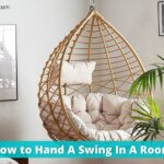 7 Pro Tips To Hang a Swing In Living Room | (Updated)