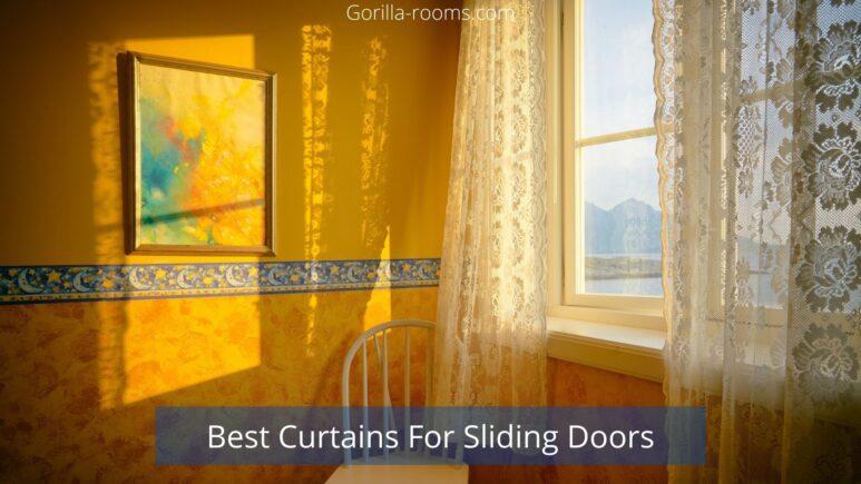 Best Curtains For Sliding Doors