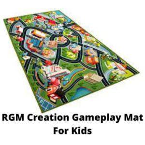 RGM creation gameplay mat for kids