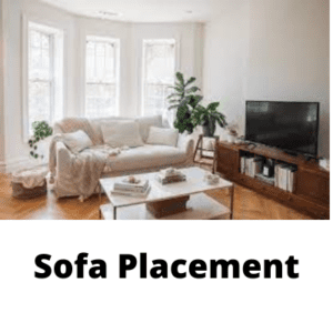 Sofa Placement