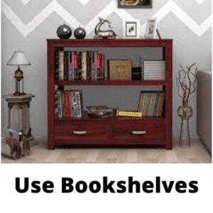 Use Bookshelves