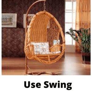 Use Swing