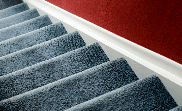 carpets for basement stairs