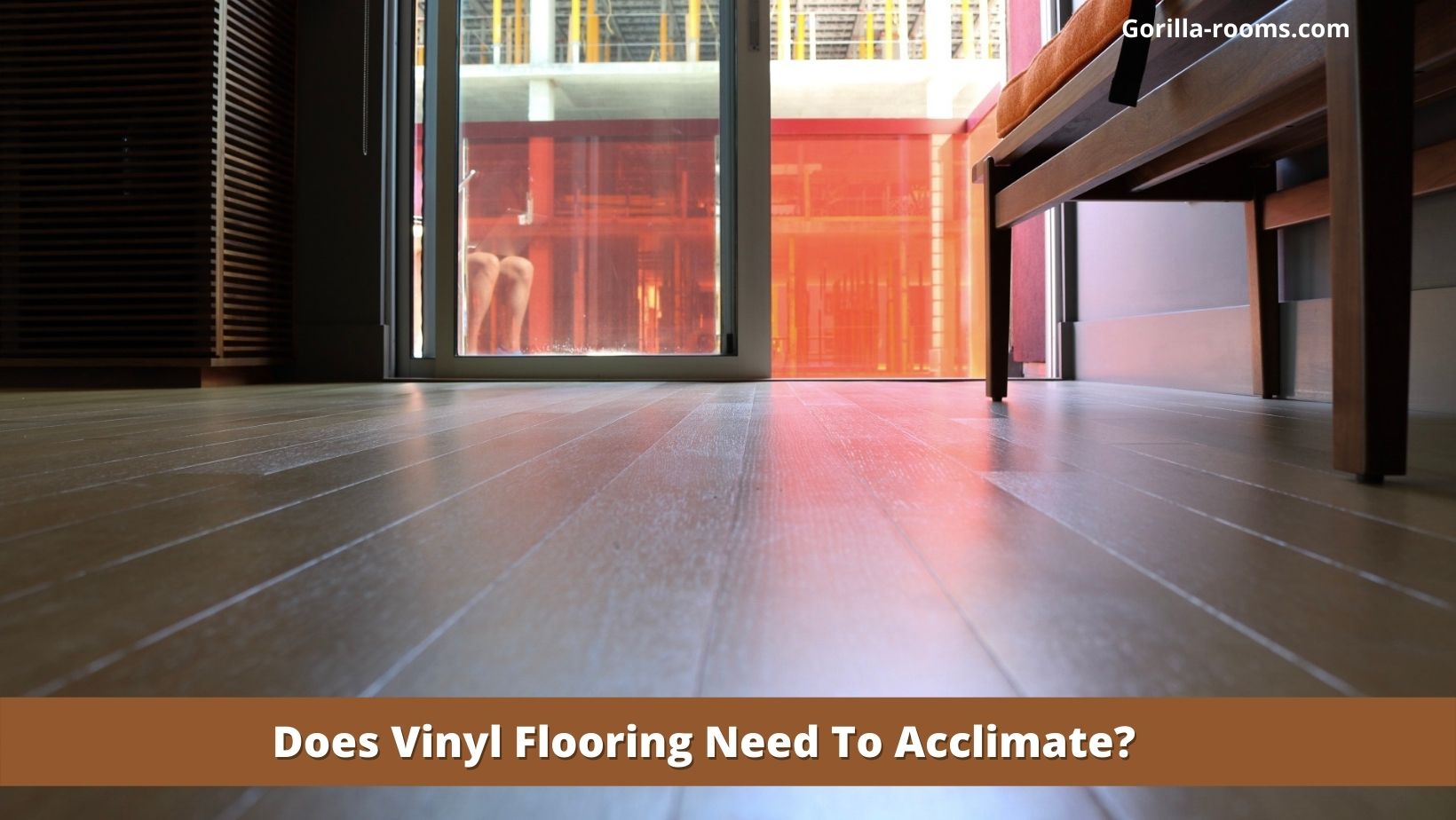 Does Vinyl Flooring Need To Acclimate