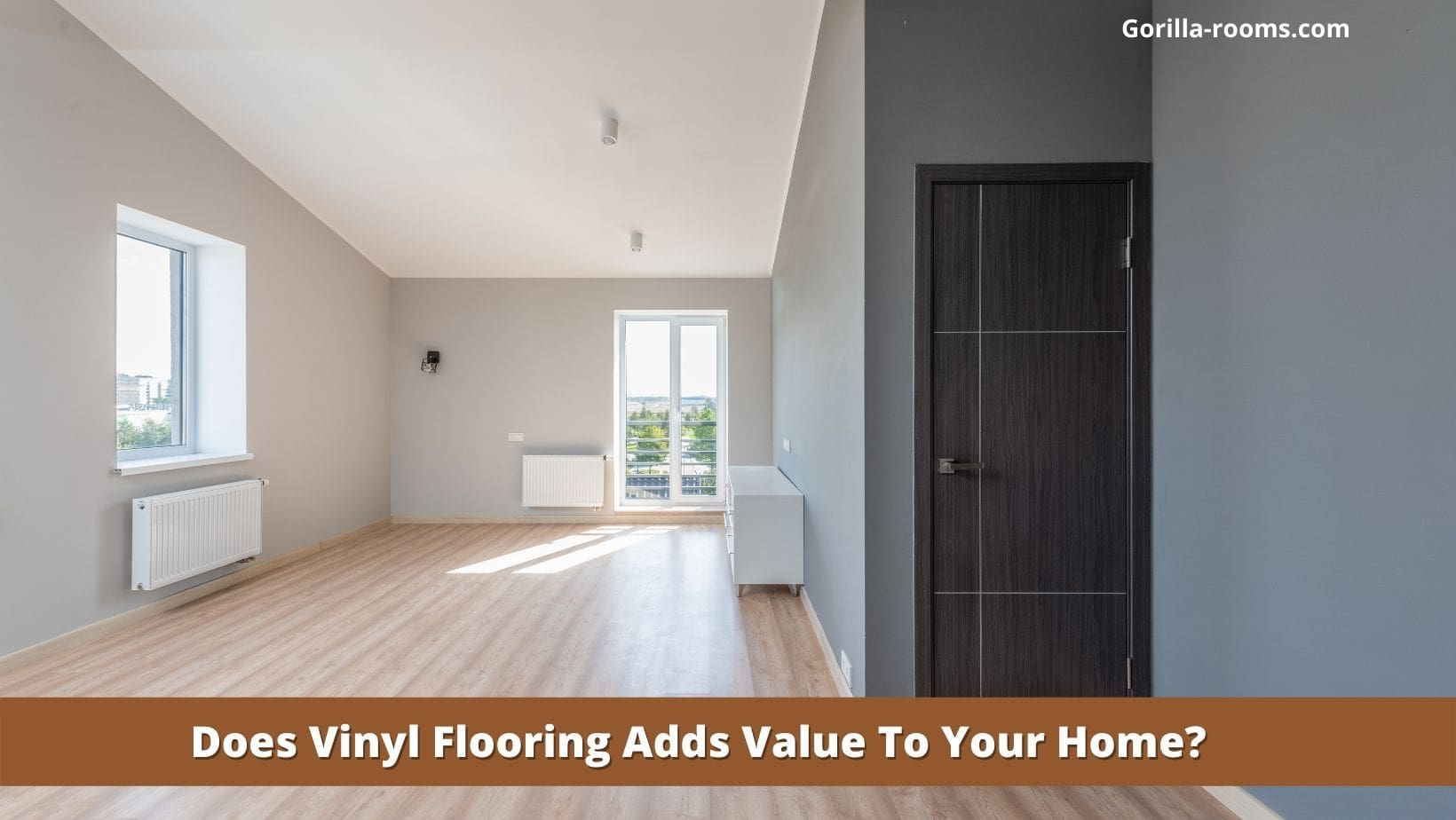 Does Vinyl Flooring Adds Value To Your Home