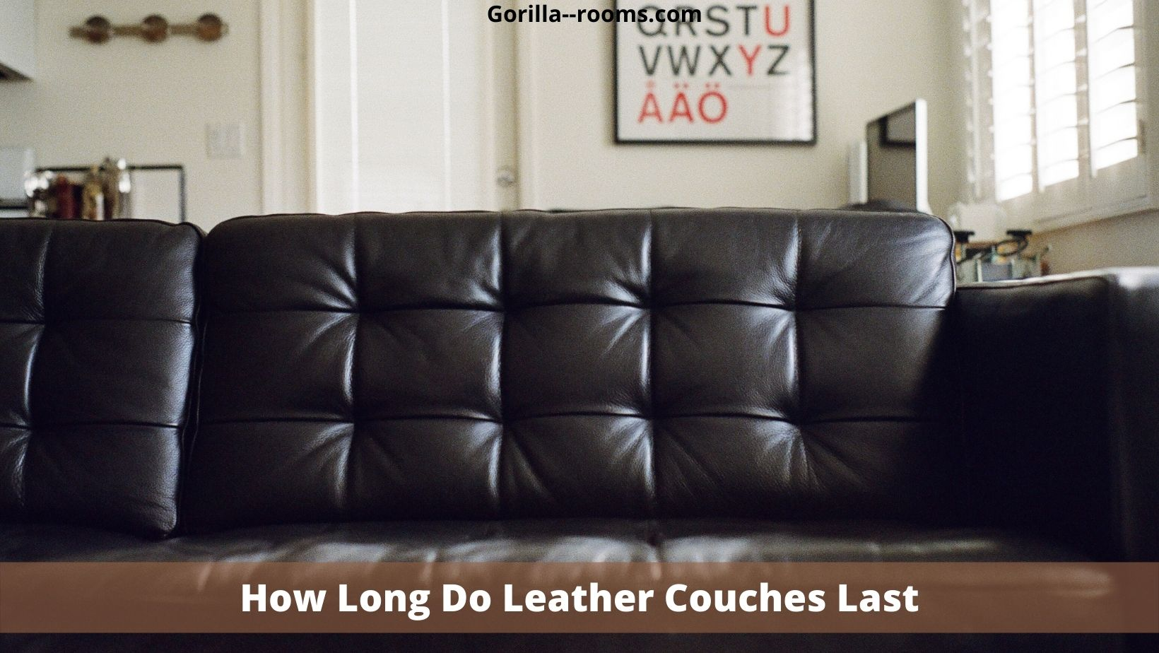 How Long Do Leather Couches Last