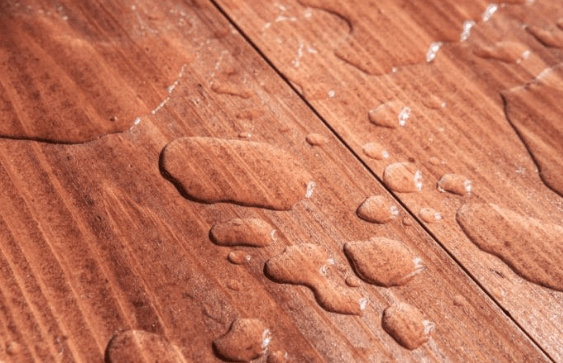 How To Deal With Dark Water Stains From Laminate Flooring