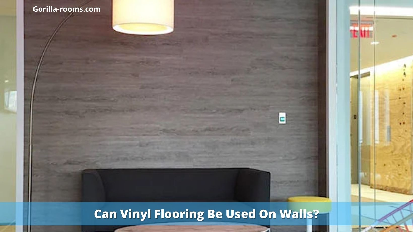 Can Vinyl Flooring Be Used On Walls?